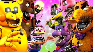 [SFM FNaF] Withered Melodies Vs Hoaxes