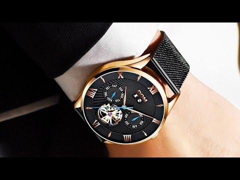 Мужские механические часы с автоподзаводом / Men's mechanical self-winding watch