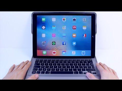 Clavier pour iPad Pro : Le test complet !