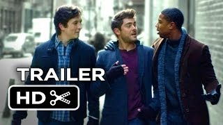 That Awkward Moment Official Trailer #1 (2014) - Zac Efron Movie HD