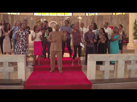 """Nigerian Chorus: """"Imela"""" and """"Jesu Oloore"""" by Our Lady of Perpetual Help"""