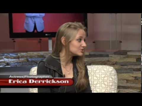 Charlie Flannery Presents Erica Derrickson...