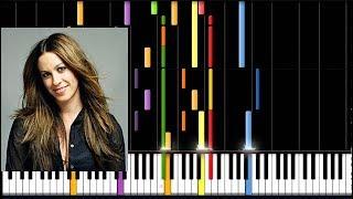 Alanis Morissette - Precious illusions (Piano Tutorial)