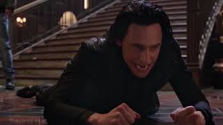 Loki Being A Chaotic Well Loki....