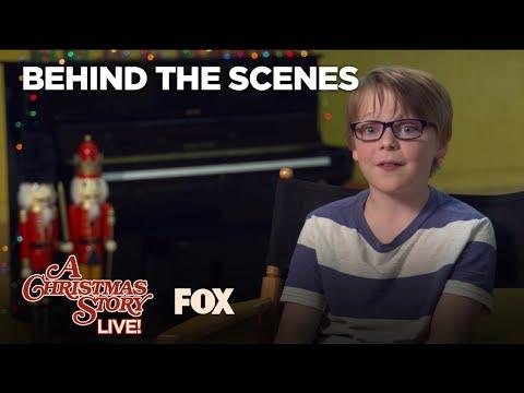 A Christmas Story Live! A Christmas Story Live! (Behind the Scenes 'Finding Ralphie')