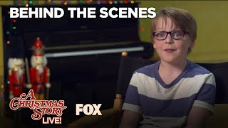 Finding Ralphie | A CHRISTMAS STORY LIVE