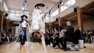 Simonetta Ravizza   Fall Winter 2019/2020 Full Fashion Show   Exclusive