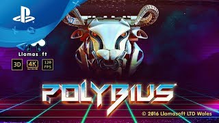 Picture of a game: Polybius
