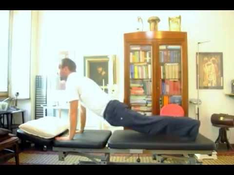 Mal di schiena a unipertensione