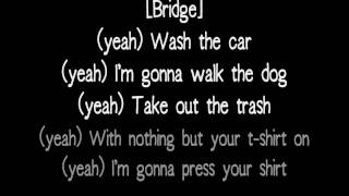 Trading Places-Usher Lyrics