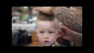 2016 Erkek Çocuk Traş Modeli-- 2016 Boy Shaving Model