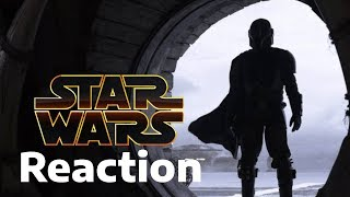 THE MANDALORIAN TRAILER & PANEL REACTION | Star Wars Celebration