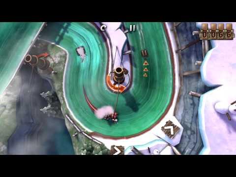 Video of Slingshot Racing