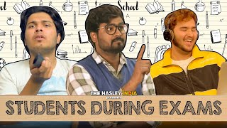 Students During Exams | School Days
