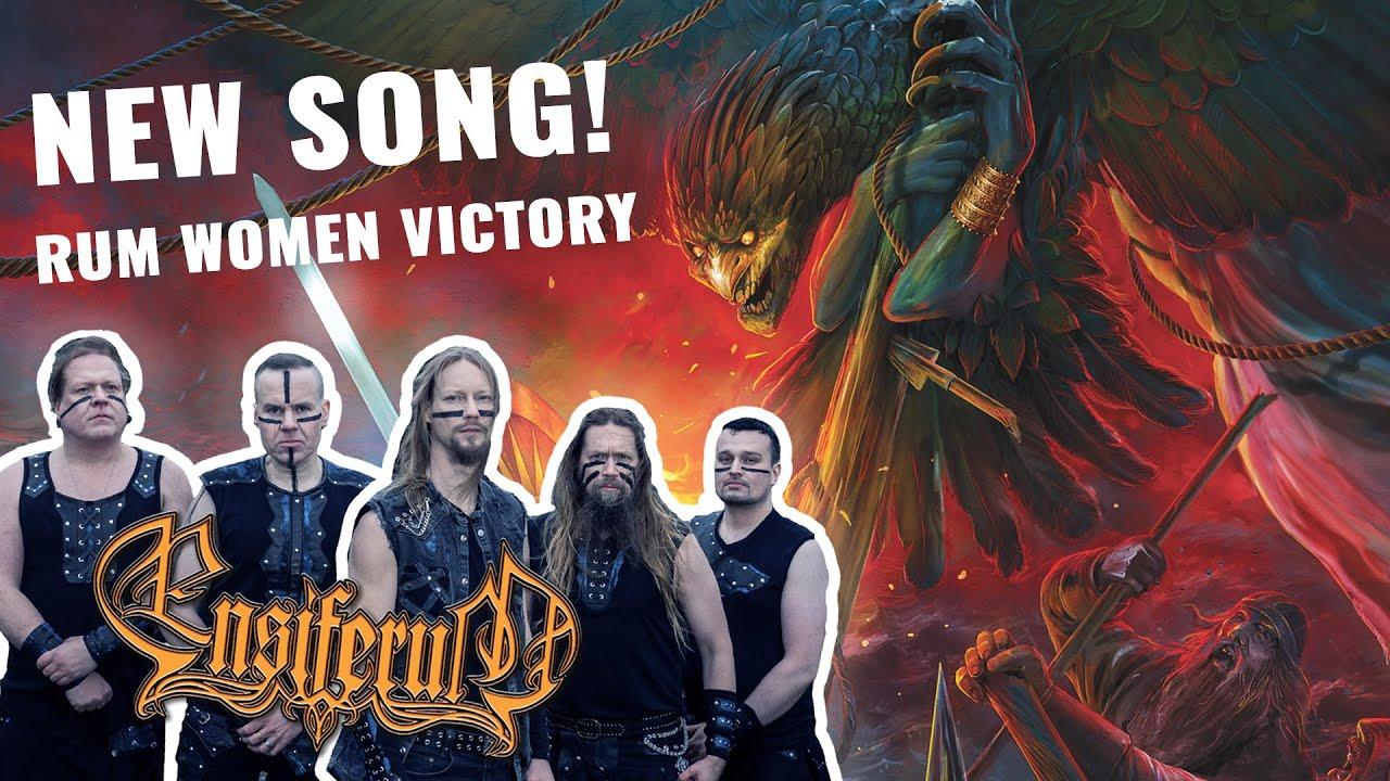 ENFISERUM - RUM, Womeen, Victory