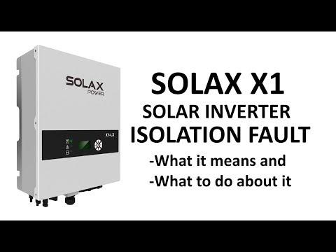 Remote Monitoring of SolaX Inverter - смотреть онлайн на Hah