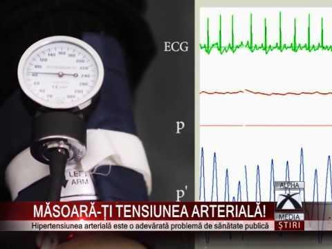 Urechi împinge tensiunea arterială