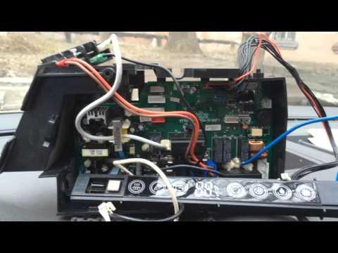 Ремонт электроники кондиционера. Что необходимо