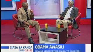 Barack Obama awasili nchini huku wakaazi wa Siaya wakimngoja kwa hamu I Siasa za Kanda (Part 2)