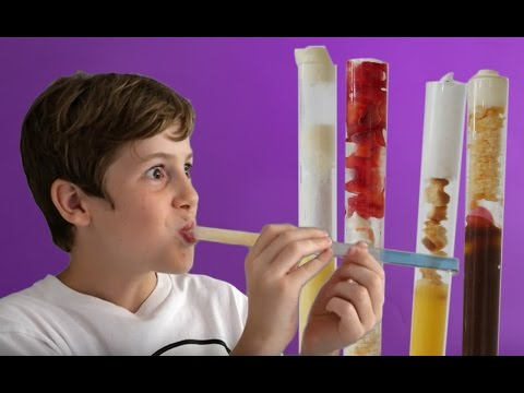 DESSERT TUBES How To Cook That Ann Reardon Dessert Recipe