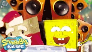 "It's A SpongeBob Christmas | ""Don't Be a Jerk It's Christmas"" Karaoke Music Video | Nick"