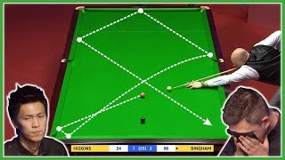 Video TOP 20 CRAZY LUCKY SHOTS (Flukes) World Snooker Championship 2019 MP3, 3GP, MP4, WEBM, AVI, FLV September 2019