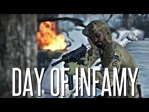 AUSSIE UPDATE! - Day Of Infamy