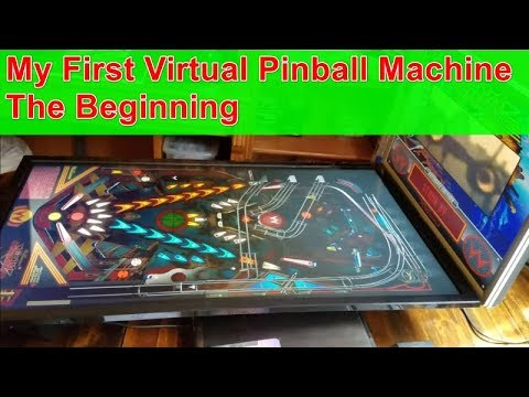 Pocket Virtual Pinball  Construction process - смотреть онлайн на