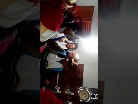 Folia de Reis em Biquinhas-MG (Casa do Sr Irá Xavier)