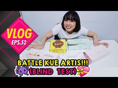 Video WTF#52 Battle Kue Oleh-oleh Artis! (Taste test!)