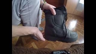 На рыбалке зимой мерзнут ноги