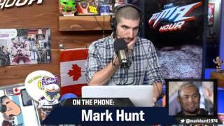 Mark Hunt: UFC