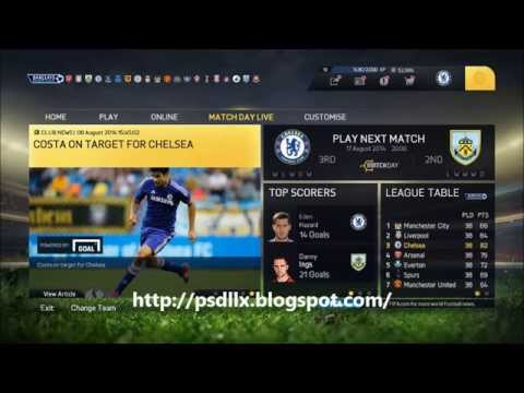 Download Free FIFA 15 PSP CSO ISO Link EUR USA