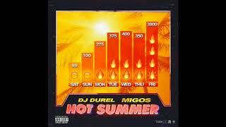 DJ Durel, Migos   Hot Summer (Bass Boosted)