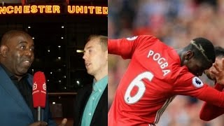Man Utd Vs Arsenal  Are United Fans Happy With Pogba & Mourinho