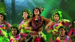 SATV Eid Dance By SINTHIA & CHANCHAL | Nacher Nashai Jhor Legese | SATV