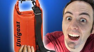 Waterproof Dry Bag | UniGear Dry Bag Unboxing & Review