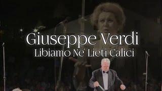 Giuseppe Verdi: Libiamo Ne