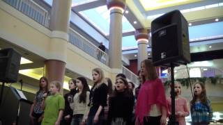 Fireflies Bello Voice Studio Jr's cover only Galleria Mall 2012