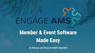 Engage AMS video
