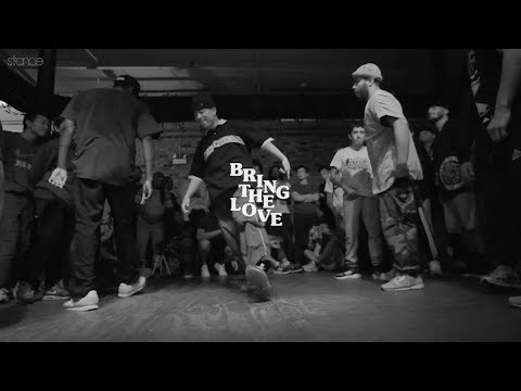 Bring The Love Festival // Self Xplanatory Crew Honorees vs. Top 8 Cypher Heads // .stance