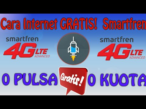 Video CARA INTERNET GRATIS SMARTFREN 4G LTE   UNLIMITED   0 Pulsa 0 Kuota