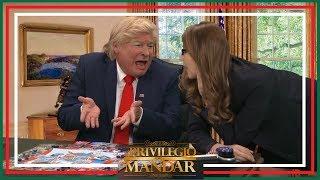 ¿Qué entiende Trump del mundo?   El Privilegio de Mandar