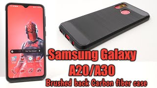 Samsung Galaxy A20,A30 MAIKEZI Case from Amazon (Amazon's Choice)