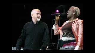Angelique Kidjo & Peter Gabriel - Salala Live -