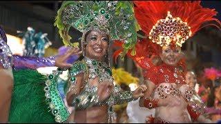 Sabor Dance Company - Cairns Festival Grand Parade 2018