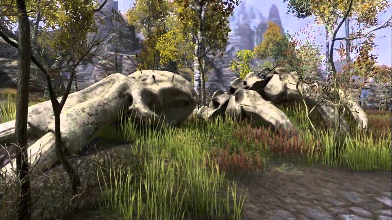 Elder Scrolls Online: видео - ESO: Game Impressions From PAX (RUS)