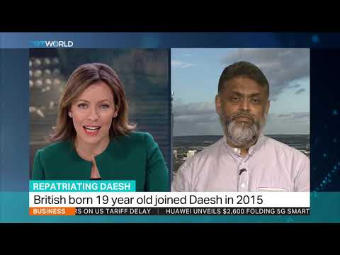 Repatriating Daesh: Moazzam Begg joins the discussion