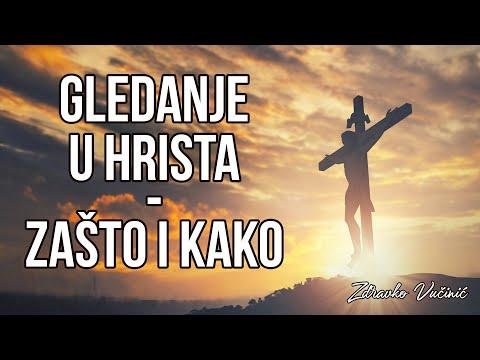 Zdravko Vučinić: Gledanje u Hrista – zašto i kako