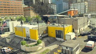 Official Call of Duty®: Black Ops 4 — Lockup Map Briefing — Operation Grand Heist